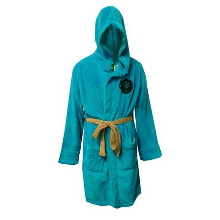 MJC Men's The Legend of Zelda Breath Of The Wild Dress Like Link Robe Outback Mens Dress