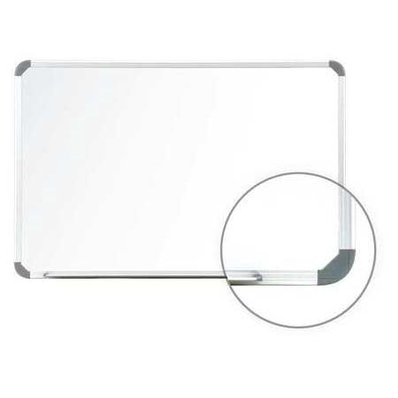 GHENT Dry Erase Board,Magnetic,Steel,72