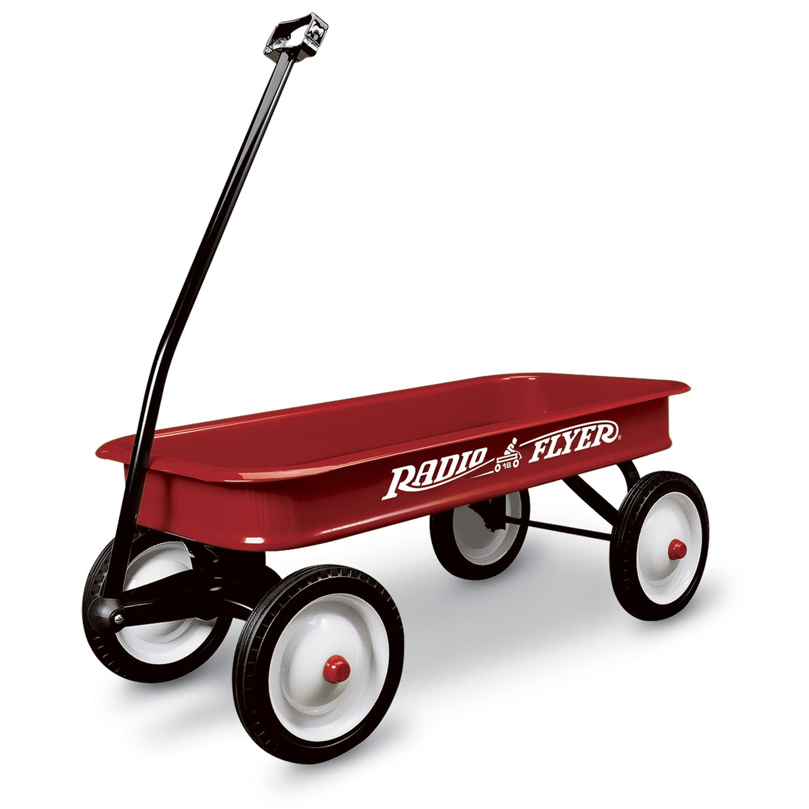 Radio Flyer Classic Kids Toddler Original Little Red Wagon 100th Anniversary Walmart Com Walmart Com