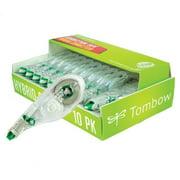 Tombow 68721 MONO Hybrid Correction Tape, 10-Pack