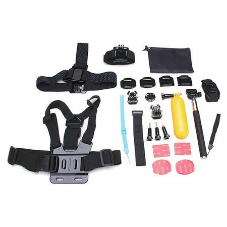 23 In 1 Kit Accessories For SJ4000 Xiaomi Yi Sport DV Camera - image 10 of 10
