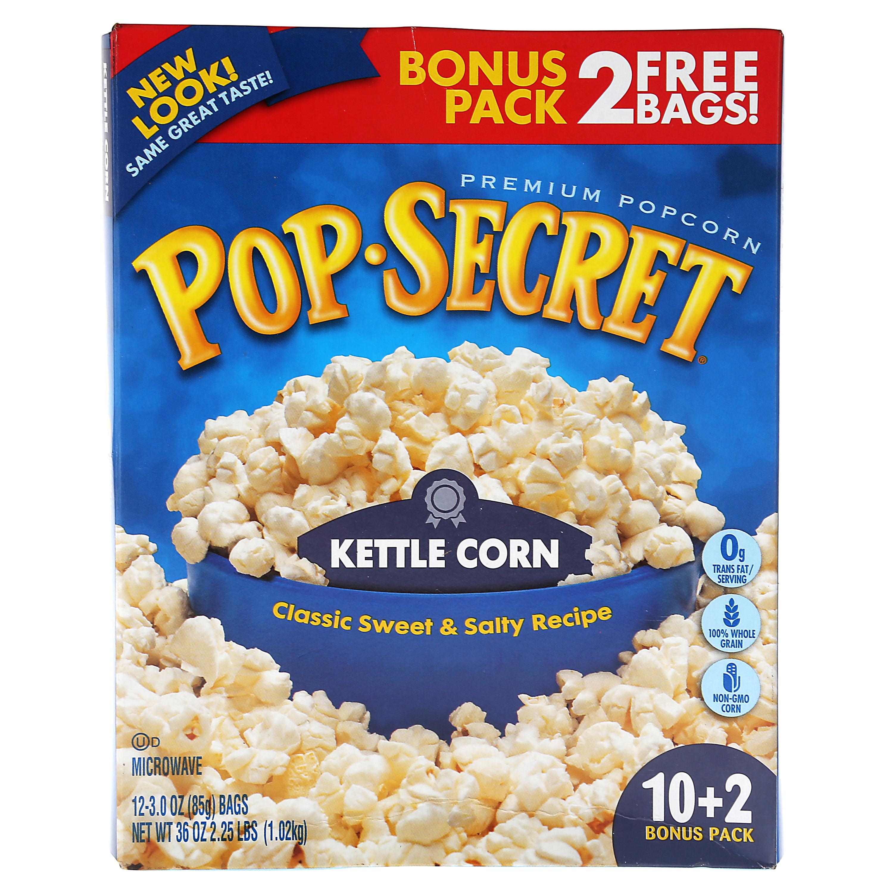 Pop Secret Kettle Corn