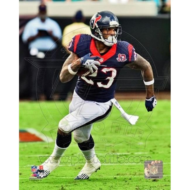 Photofile PFSAAPE00501 Arian Foster 2012 Action Sports Photo - 8 x 10