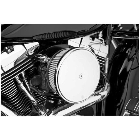 Arlen Ness 50-351 Billet Sucker Stage II Air Filter Kit with Steel Cover