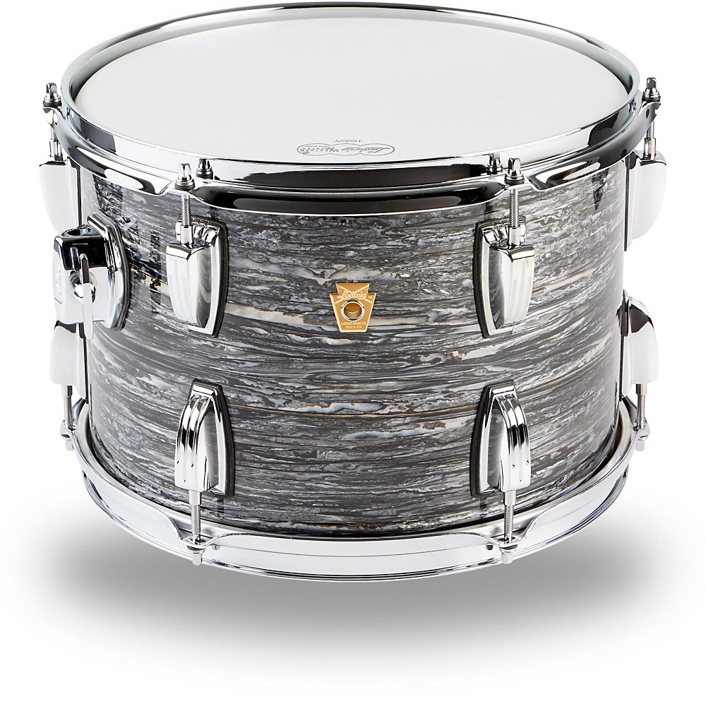Ludwig Legacy Classic Liverpool 4 Tom 13 x 9 in. Black Oyster Pearl