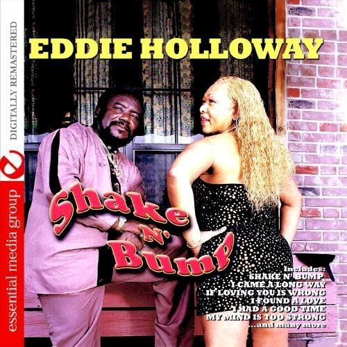 Eddie Holloway - Shake N' Bump [CD]