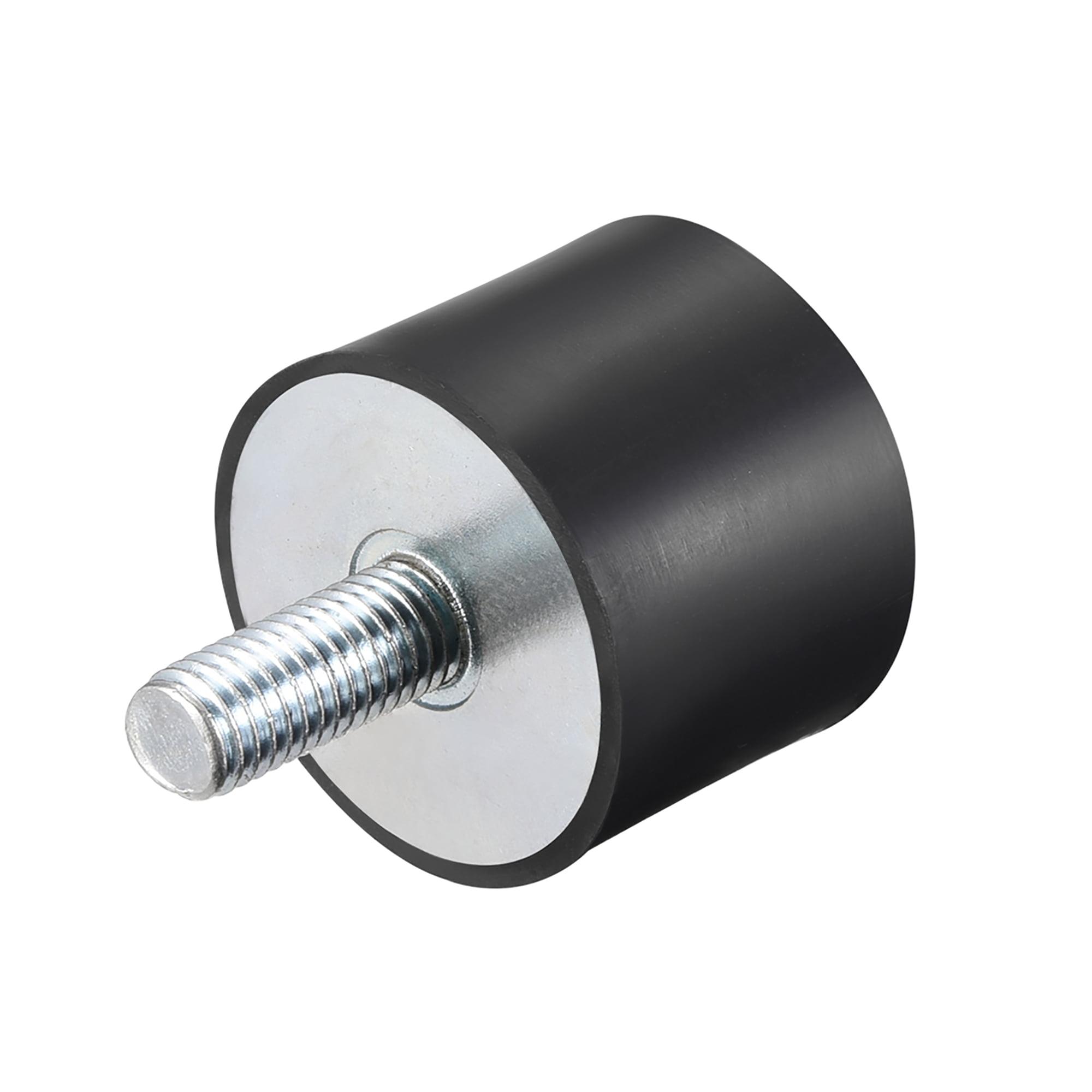 M10 Male Female Rubber Mounts Shock Absorber Anti Vibration Isolators 40mm x 30mm - image 1 de 3