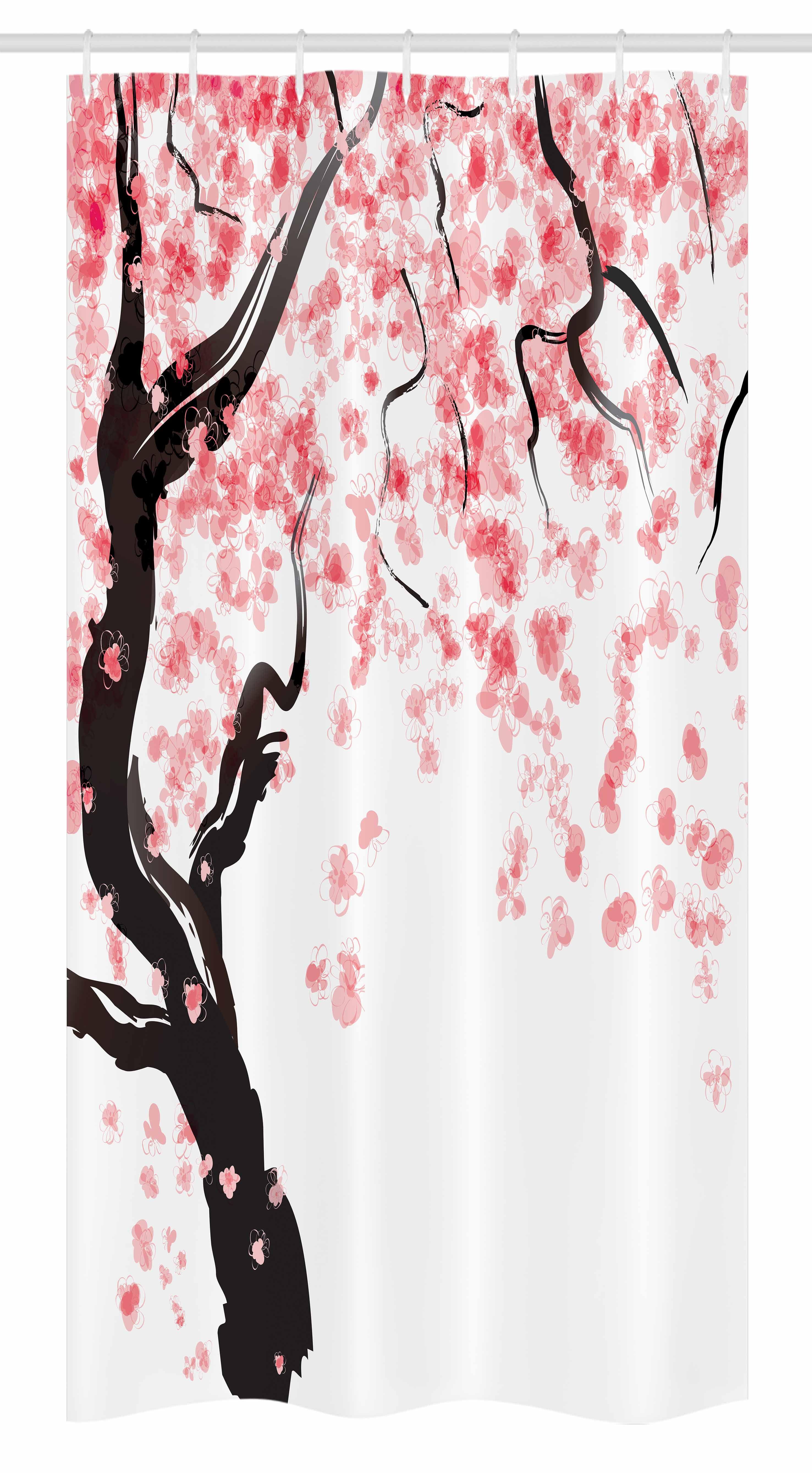 Cherry Blossom Flower Image Design Portable Handbag Hanger