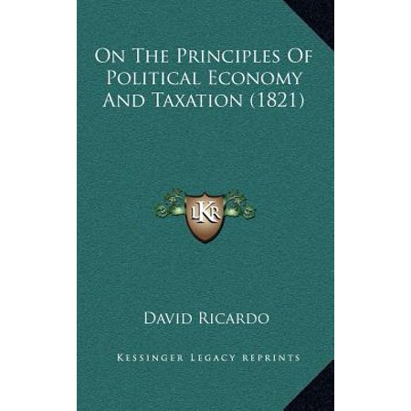 David Ricardo On the Principles of Political Economy and Taxation in PDF