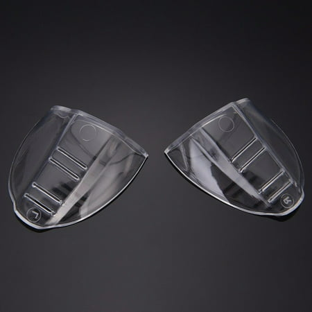 1 Pair Universal Flexible Side Shields Safety Glasses Goggles Eye Protection Specification:M/ leg width below 10mm