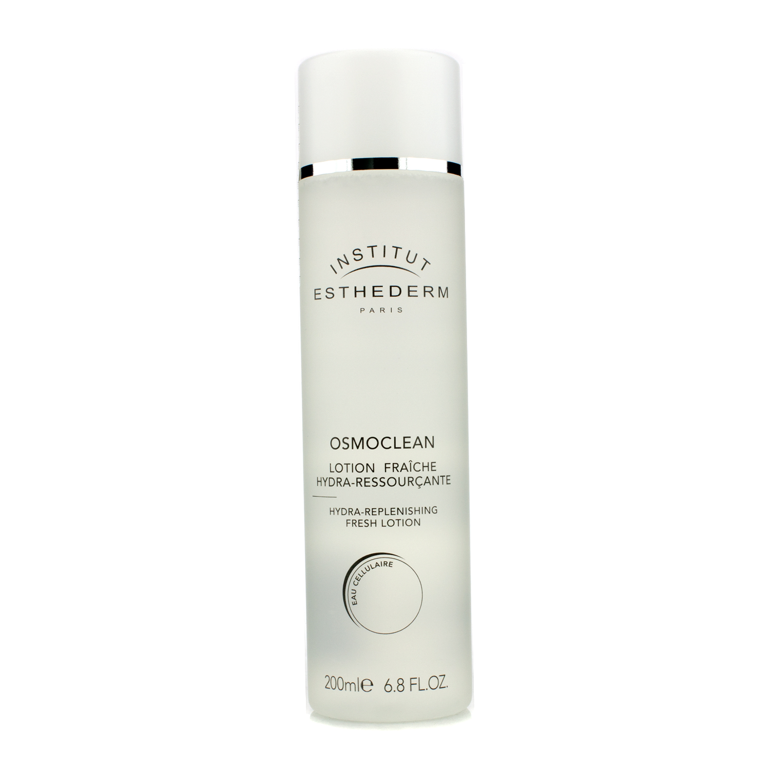 Esthederm - Osmoclean Hydra-Replenishing Fresh Lotion - 200ml/6.8oz  to enhance skin tone and eliminate dark spots.Provides sustained moisture delivery for optimal hydration.APPLICATION:Smooth a generous amount to face and neck