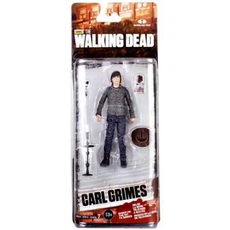 McFarlane Walking Dead Series 7 Carl Grimes Action Figure
