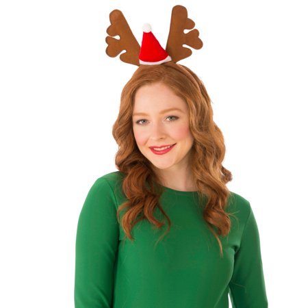 Christmas Reindeer Headband - Christmas Headband Ideas