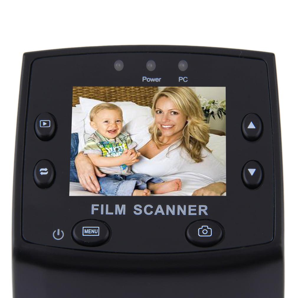 5 Mega Pixels 35mm Negative Film Slide Viewer Scanner USB Color Photo Copier