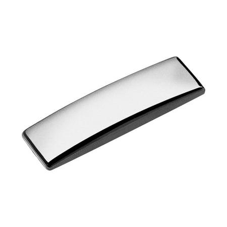 5 Pack Blum Blank Straight Arm Hinge Cover Cap For 110, 100, 95 Deg Steel (Asm Hinge)