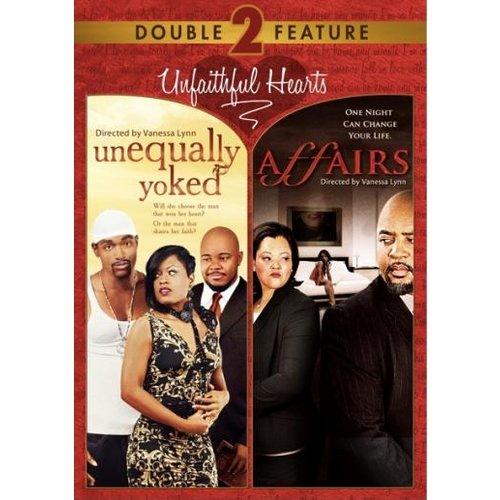 Unfaithful Hearts Double Feature: Unequally Yoked / Affairs (Full Frame)