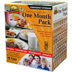 Augason Farms 1-Month Emergency Food Pack