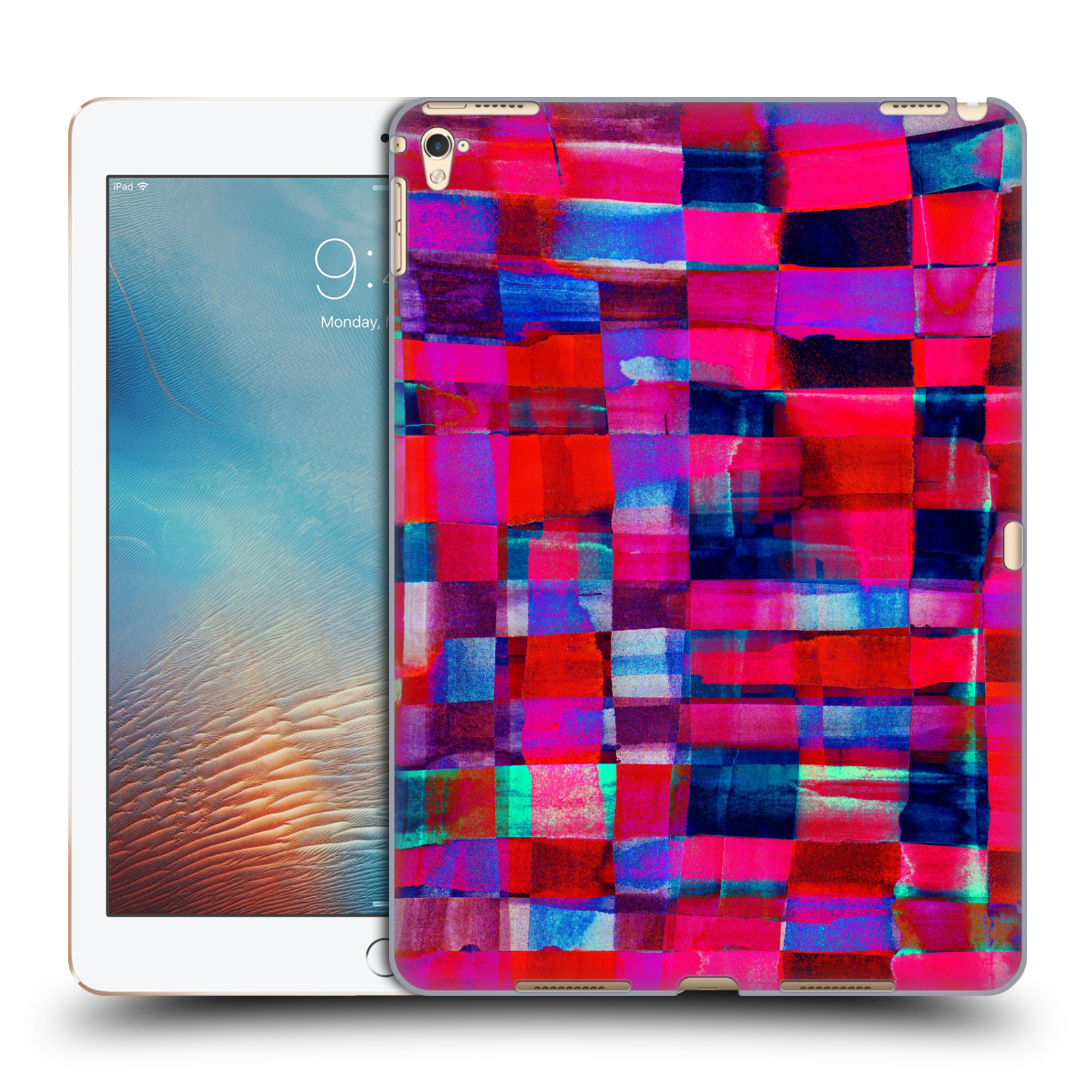 OFFICIAL AMY SIA GEOMETRIC HARD BACK CASE FOR APPLE IPAD