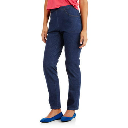 11553ff960fbf White Stag - Women's Pull-on Denim Pant with Comfort Waist available ...