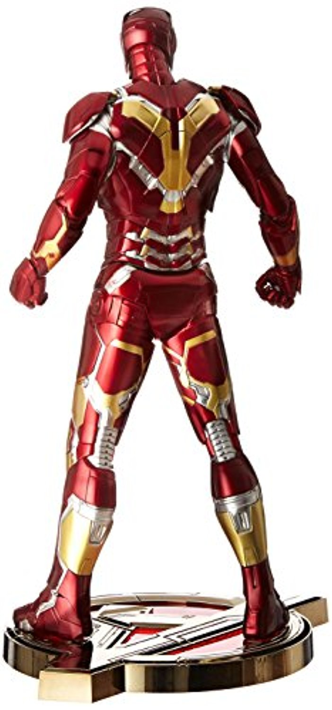 APR152481 Kotobukiya Avengers: Age Of Ultron Movie Iron Man Mark 43 ArtFX Statue by Kotobukiya
