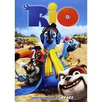 Deals on Rio DVD Movies D2271490D