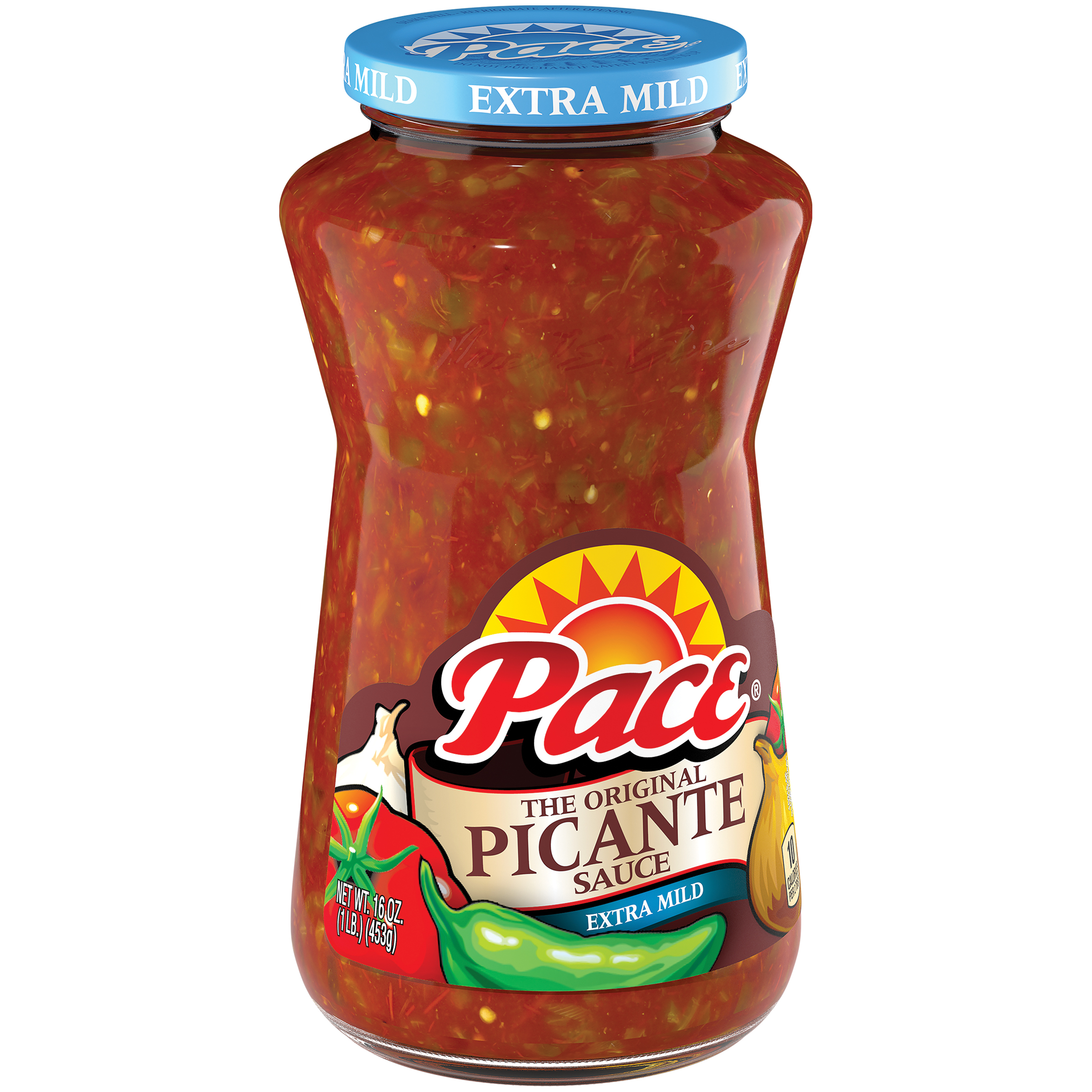 Pace Extra Mild Picante Sauce 16oz