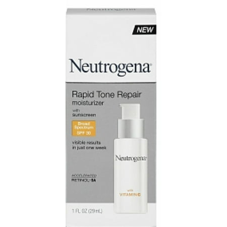 - Neutrogena Healthy Skin Rapid Tone Repair Moisturizer SPF 30 1 oz