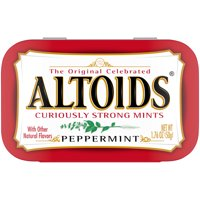 Altoids Classic Peppermint Breath Mints, 1.76 Ounce Tin