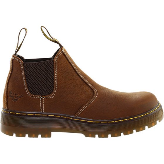 Dr Martens Work Men S Dr Martens Work Hardie Low Cut Chelsea Boot Walmart Com