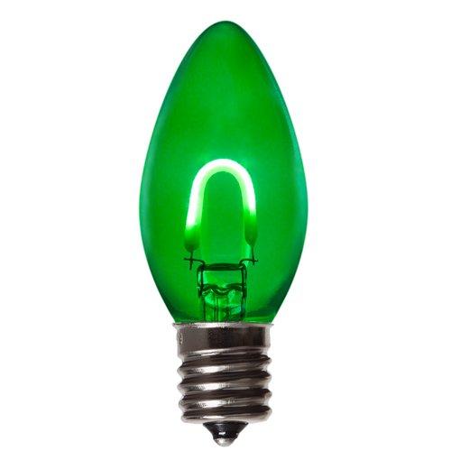 The Holiday Aisle LED Flexible Filament 5 Light Bulb (Set of 5)