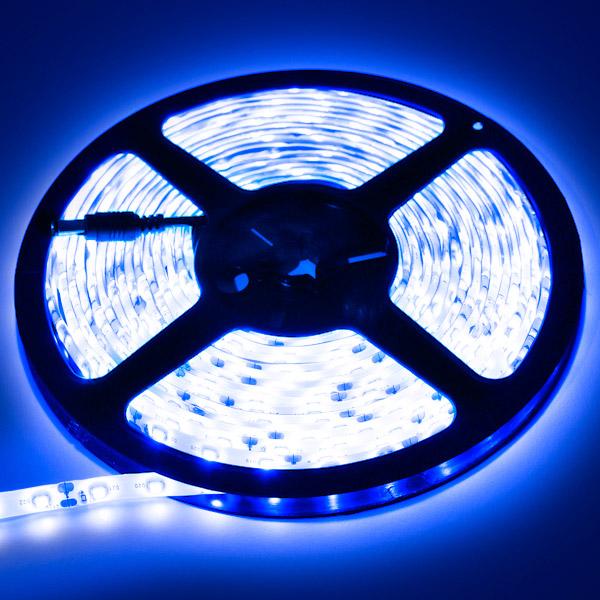 Biltek ® 16.4' Feet Blue 300 LEDs Light Remote Control Dimmer Kit...
