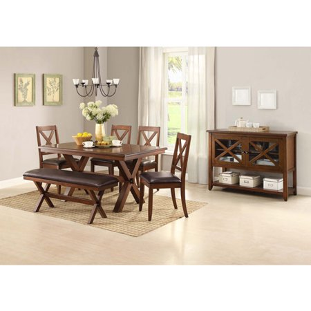 Better Homes and Gardens Maddox Crossing Buffet, Brown