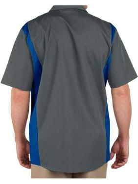 Occupational Workwear Ls524Bkch 2Xlt Polyester/ Cotton Men's Short