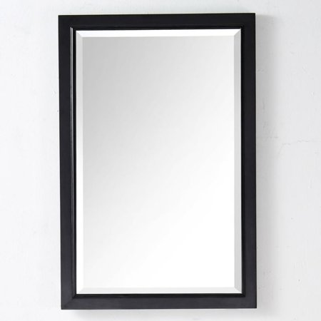 Legion 24 in. Beveled Bathroom Mirror