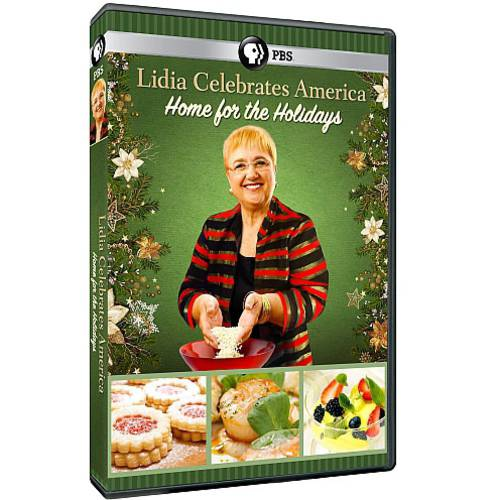 Lidia Celebrates America: Home For The Holidays