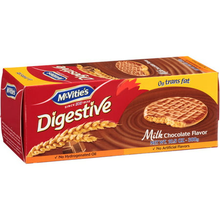 Mcvities Digestive Chocolate Orange