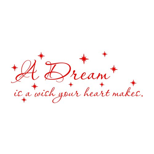 Decal House Quote Cinderella Nursery Decor Wall Decal