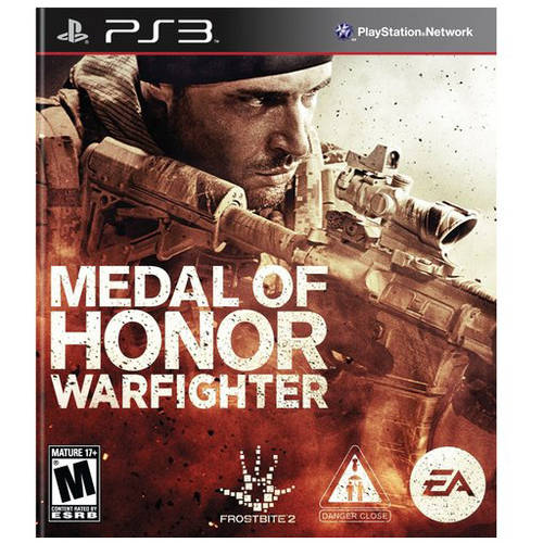 Medal Of Honor Warfighter (PS3) - Pre-Owned