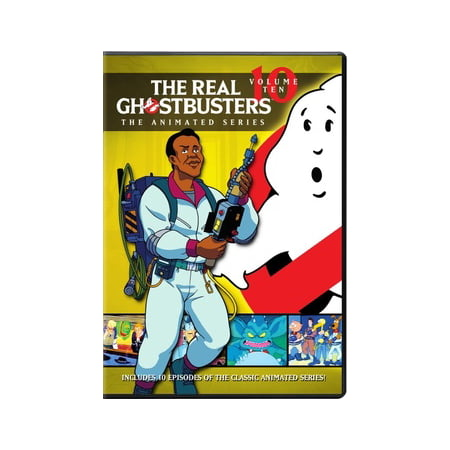 The Real Ghostbusters: Volume 10 - Real Ghostbusters Halloween Special