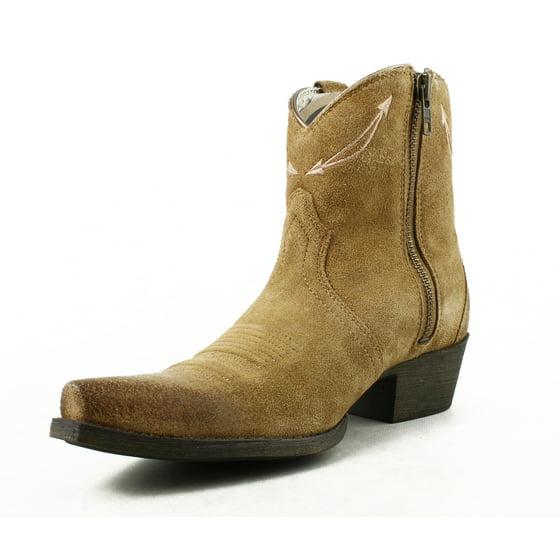 ffb382fc29d New Ariat Womens Marilyn Driftwood Cowboy, Western Boots Size 5.5