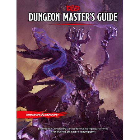 dungeons dragons dungeon master s guide hardcover walmart com