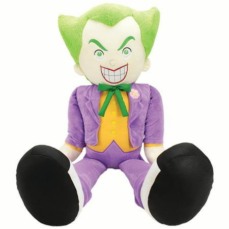 DC Comics Justice League's Jumbo Plush Joker   40