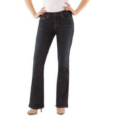 Signature by Levi Strauss & Co. Women's Modern Bootcut Jeans