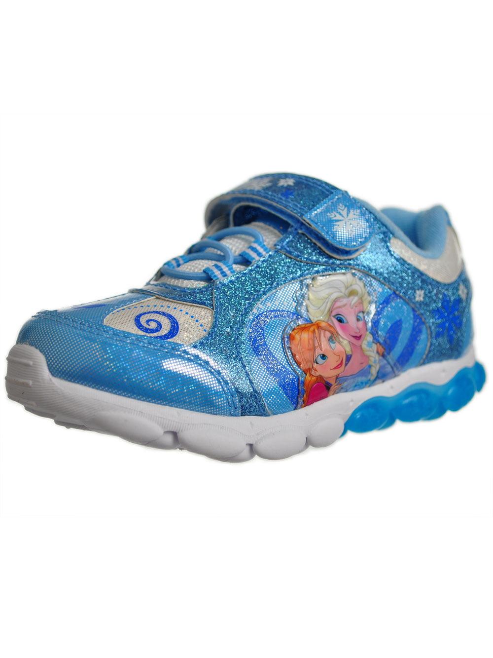 Frozen Anna \u0026 Elsa Light Up Shoes for
