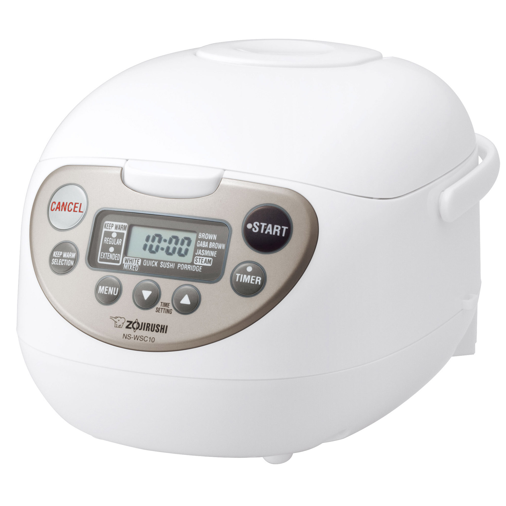 Zojirushi Micom 5.5-cup Rice Cooker & Warmer & Steamer
