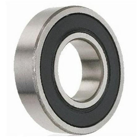 Replacement Chrome Sealed Ball Bearing 25mm x 47mm x 12mm 6005-2RS (Klein-wayfarer-sonnenbrille 47mm)