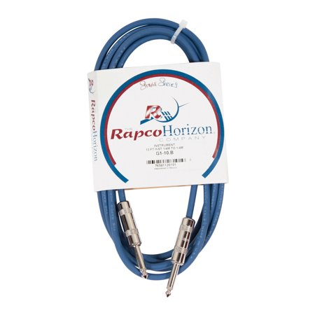10' BLUE GTR CABLE