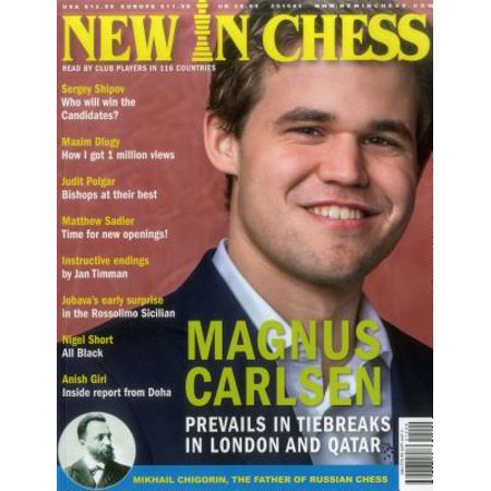 New in Chess Magazine 2016/1 : Read by Club Players in 116 Countries