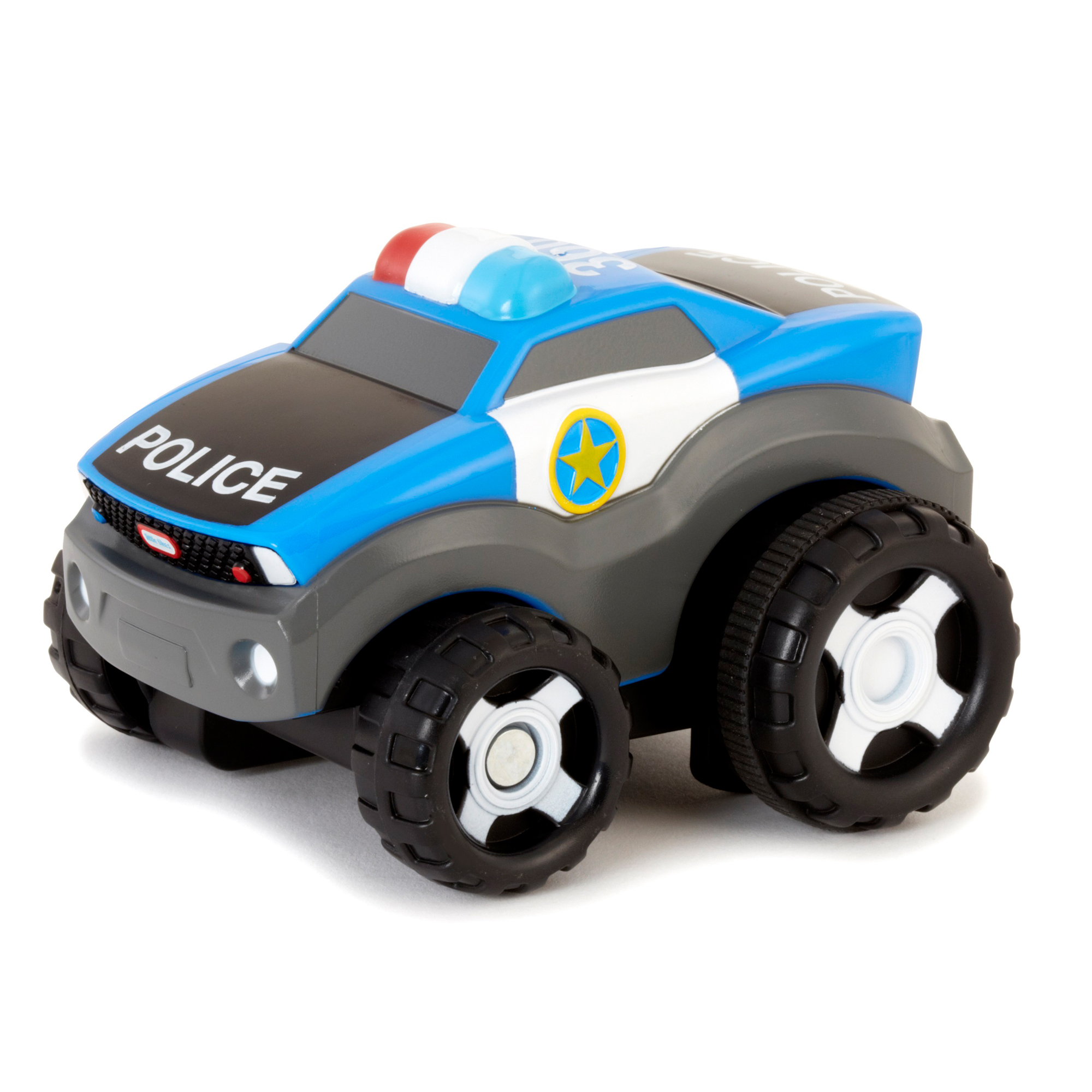 Little Tikes Stunt Cars, Spinout Police Car by MGA Entertainment