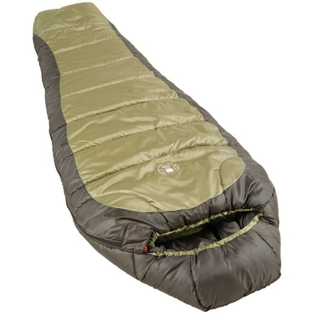 Performance Mummy Bag - Coleman North Rim Adult Mummy Sleeping Bag